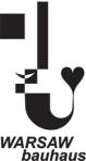 LogoWARSAWbauhausItalic1